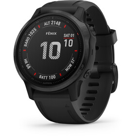 Garmin Fenix 6S Pro Montre connectée, black